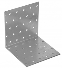 Крепежный уголок равносторонний KUR 80х80х60х2