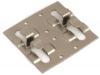 Кляммер для керамогранита 72х12х70х1,2мм рядовой