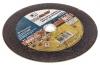 Круг отрезной по металлу LUGA Abrasiv 230x2x22 упак. 25 шт.